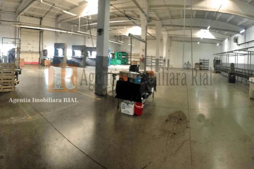 hala de inchiriat in Medias | Agentia Imobiliara Rial