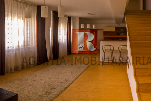 Apartament 2 camere de inchiriat mobilat si utilat in Medias